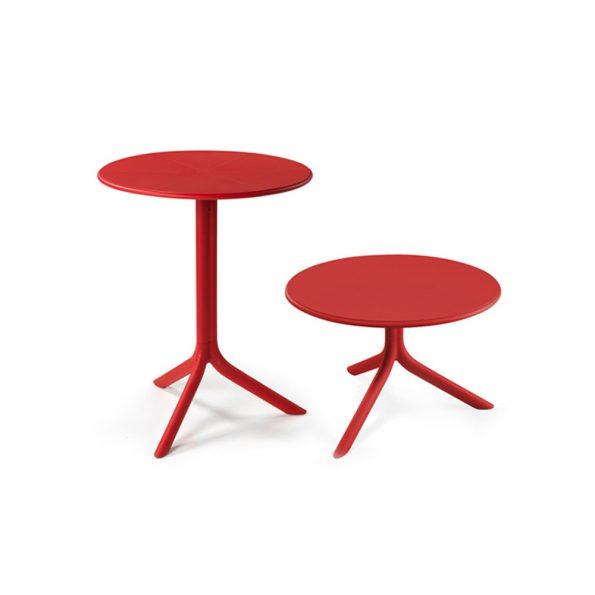 Stol za terasu SPRITZ, crveni