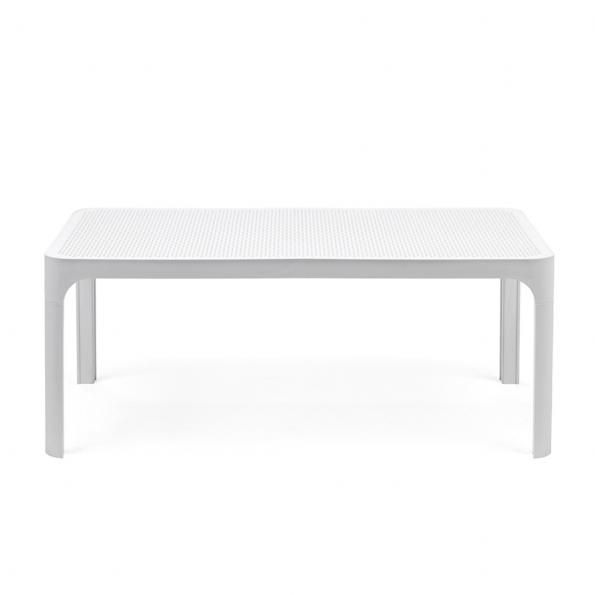 Stolić za terasu NET 100, bijeli