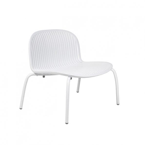 Stolica NINFEA RELAX, bijela