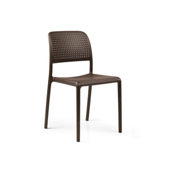 Stolica za terasu BORA BISTROT, coffee
