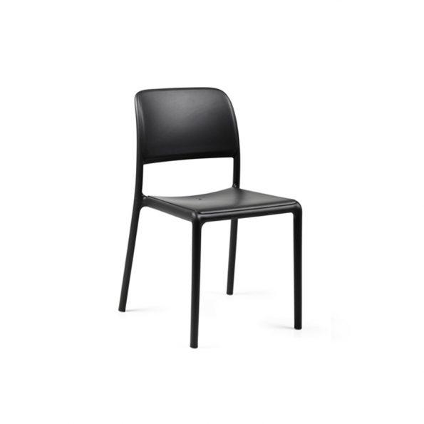 Stolica za terasu RIVA BISTROT, antracit