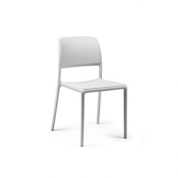 Stolica za terasu RIVA BISTROT, bijela