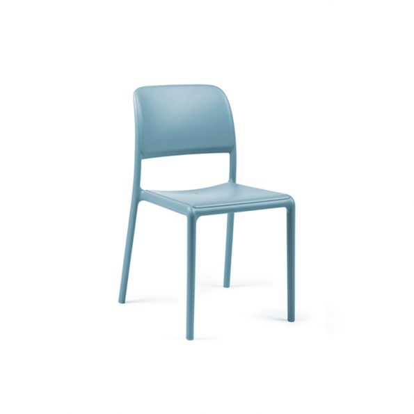 Stolica za terasu RIVA BISTROT, celeste