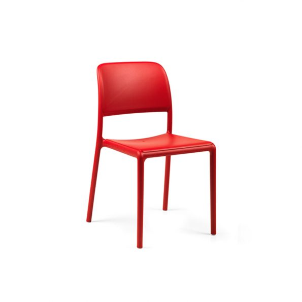 Stolica za terasu RIVA BISTROT, crvena