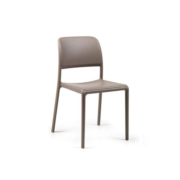 Stolica za terasu RIVA BISTROT, tortora