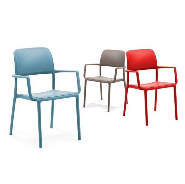 Stolica za terasu RIVA