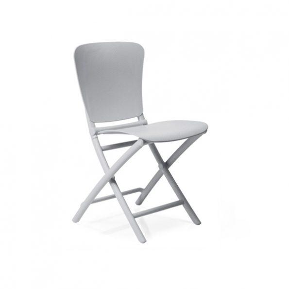 Stolica za terasu ZAC CLASSIC, siva
