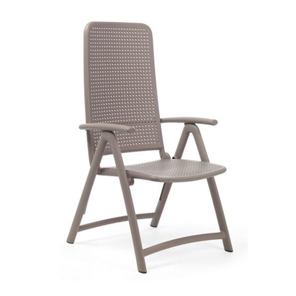 Stolica za tersu DARSENA, tortora