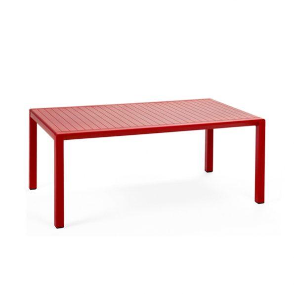 Stol za terasu ARIA 100, crveni