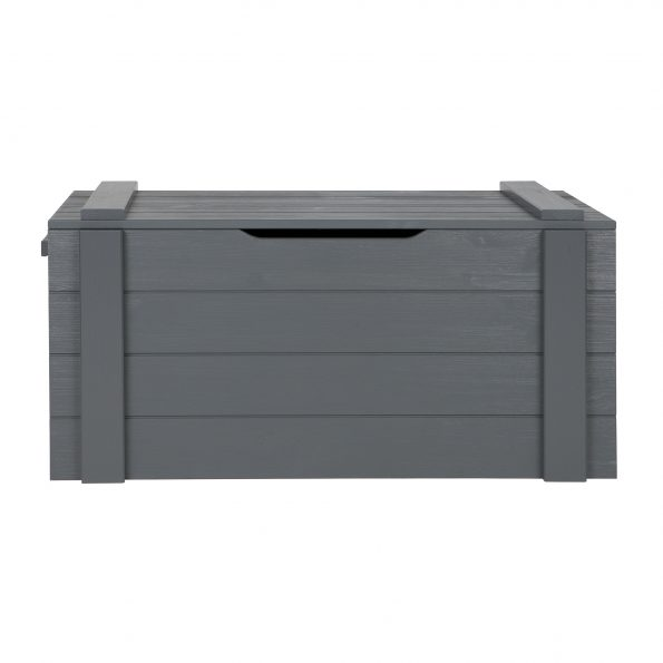 Sanduk DENNIS, steel grey [fsc]