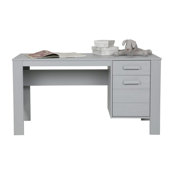 Radni stol DENNIS, concrete grey [fsc]