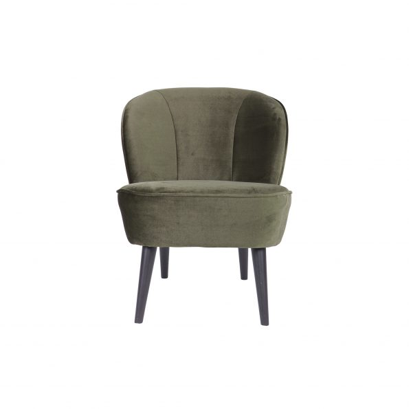 Fotelja SARA, warm green