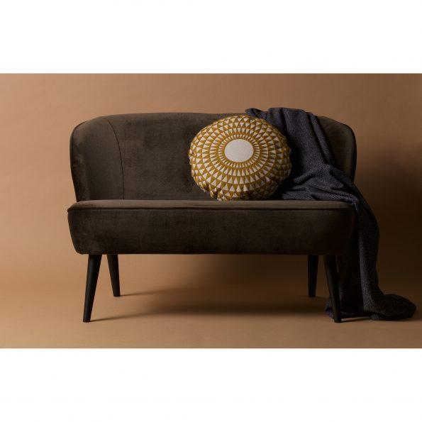 Sofa SARA, warm green