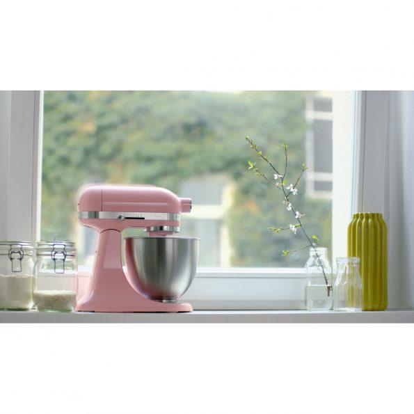 KitchenAid 3.3 L samostojeći mikser Artisan Mini Guava Glaze pink
